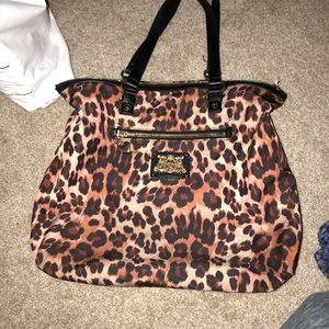 Juicy couture Cheetah bag
